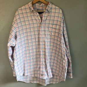 Plaid Murray shirt Vineyard Vines Sz XL